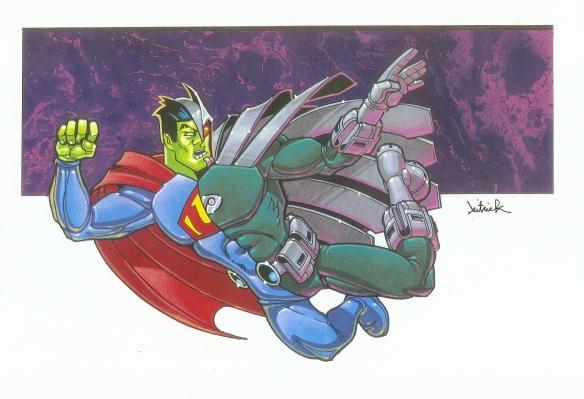 Composite Ultraman-Owlman