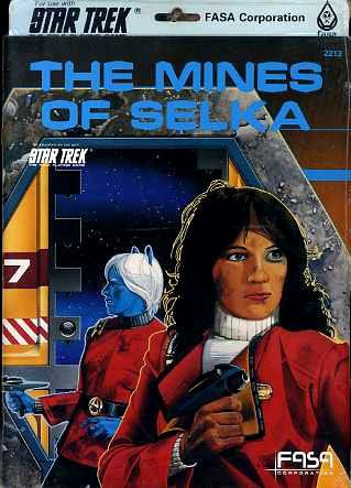 The Mines of Selka