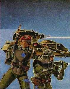 Starfleet Ground forces manual