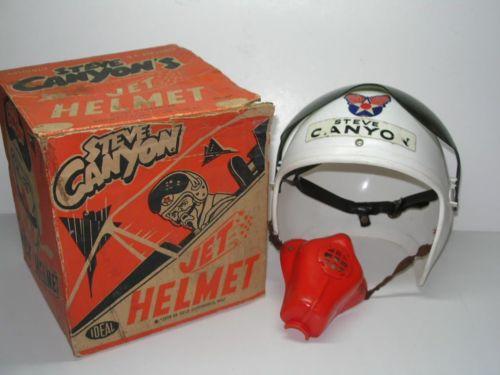 steve canyon helmet