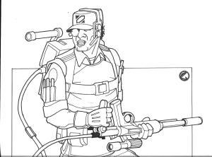reworked ELH rifleman
