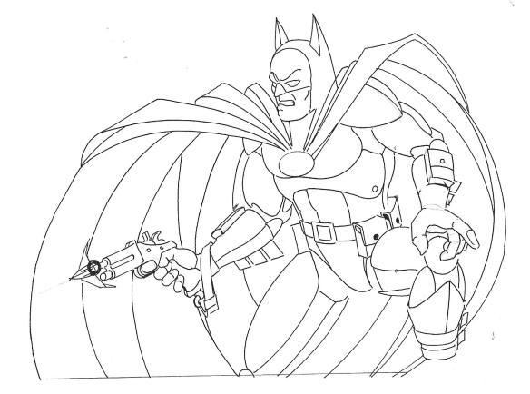 2015-11-04 WF Batman Drawing