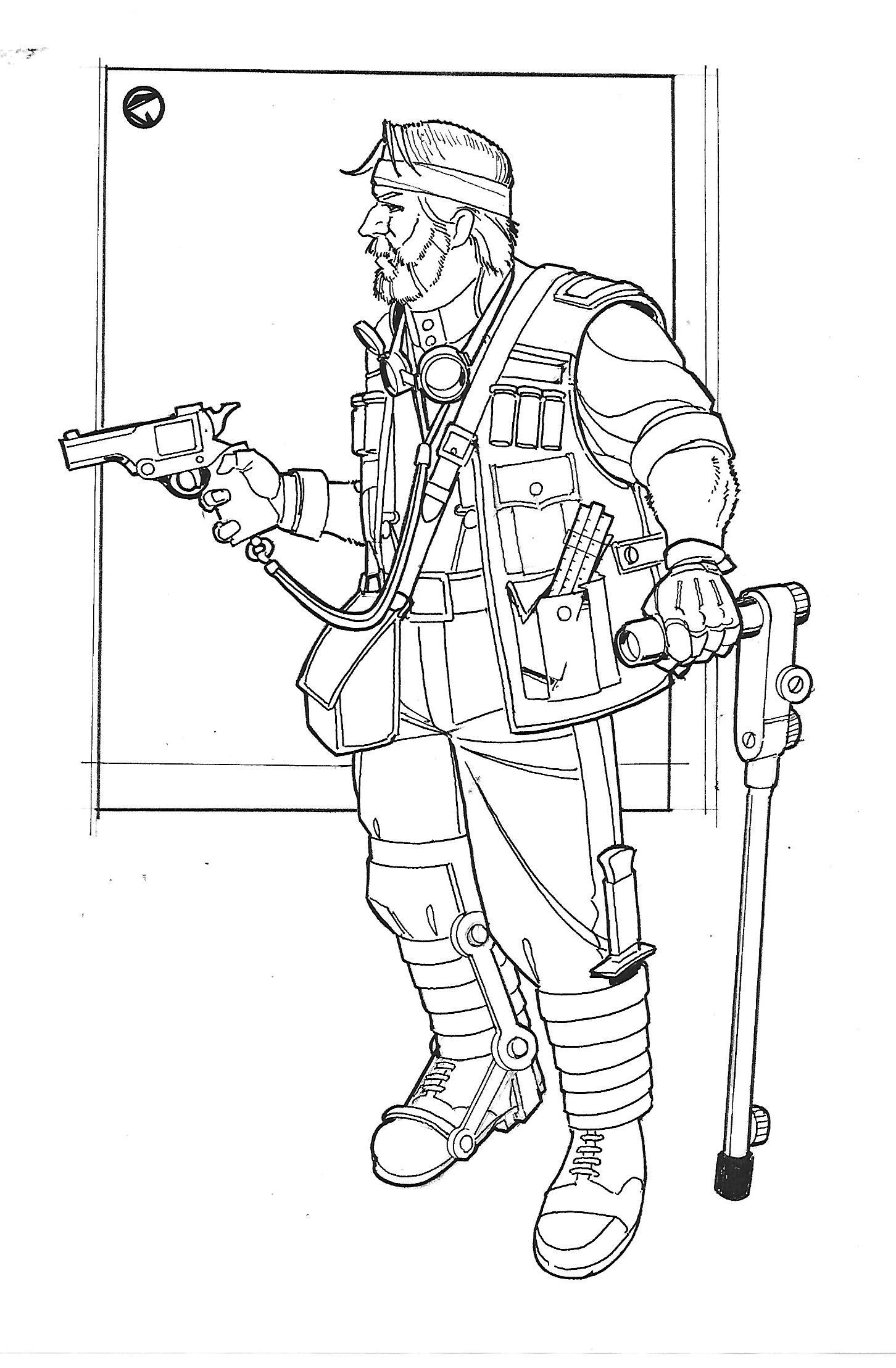 2016-03-05 Gunnery Officer Tourmier