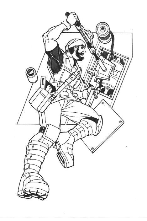 2016-04-01 Ship's Technician )  Brandon Bear McCoy