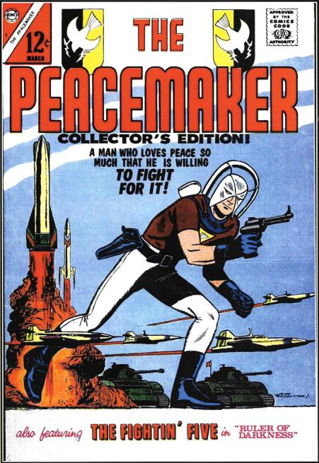 Peacemaker cover