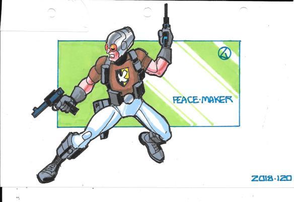 Peacemaker sketch
