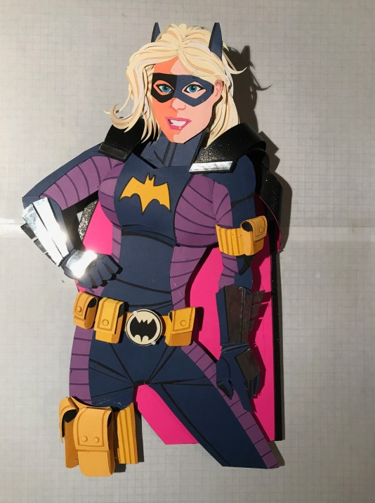 2019-03-04 Main Batgirl figure Reworked