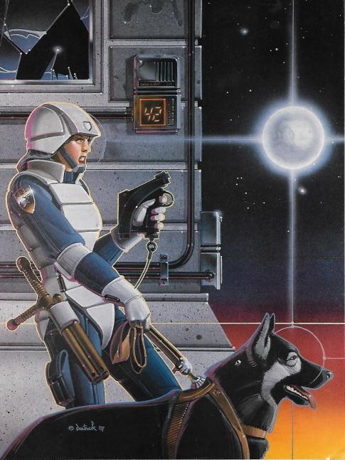 AboSF Police Dog