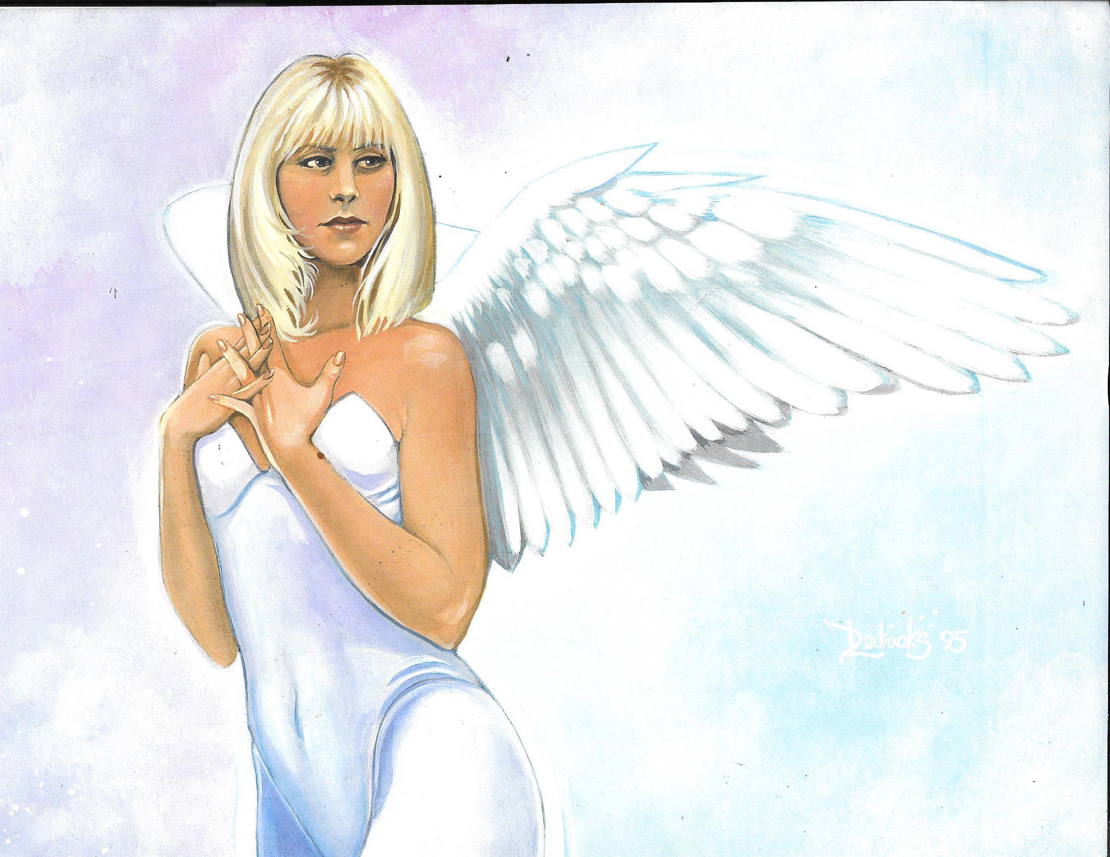AngelInWhite