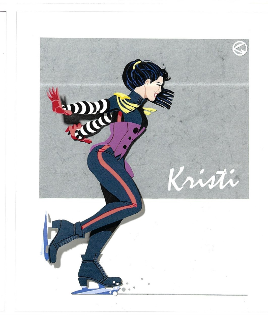 Kristi Yamaguchi CPS