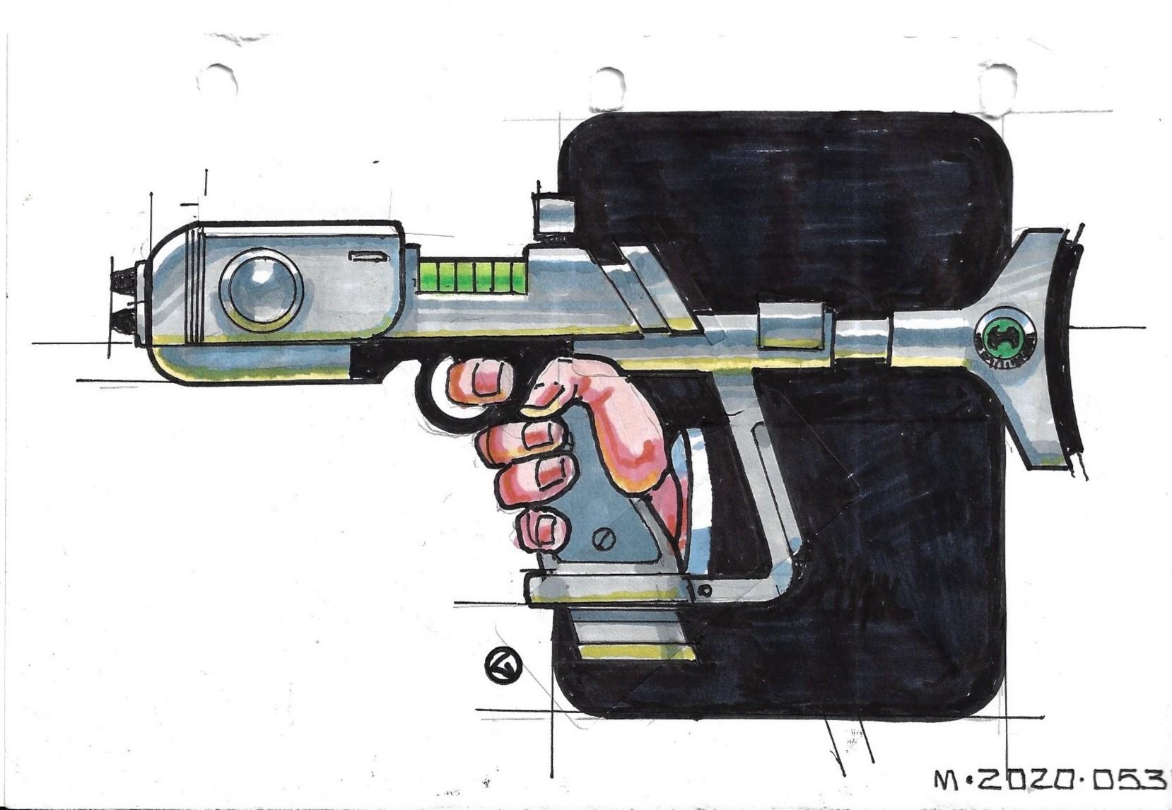 ray pistol